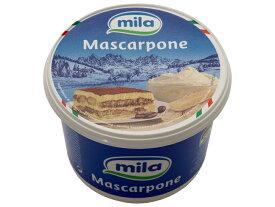 フレッシュ チーズ マスカルポーネ 500g イタリア産 ミラ社 毎週火・木曜日発送