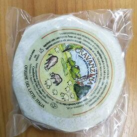 白カビ チーズ クラヴァンツィーナ 約200g イタリア産 毎週火・木曜日発送 Cravanzina ハーフカットx2