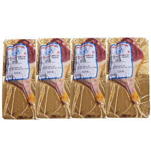 鴨肉 腿 キュイス ド カナール シャランデ(冷凍)4本セット  250-300gx4 送料無料 フランス ヴァンデ産 シャラン鴨骨付き腿肉