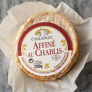 ウォッシュ チーズ アフィネ オ シャブリ 200g フランス産 入荷 毎週水・金曜日発送 Affine au Chablis