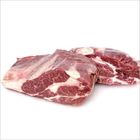 放牧 ラム 仔羊肩ロース肉 チャックロール 約2.0Kg 不定貫 Kgあたり4320円(税込) オーストラリア産 グラスフェッド 子羊 ヘルシー カルニチン