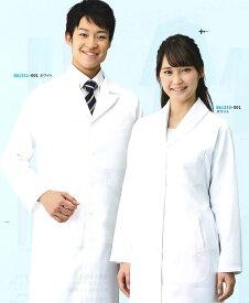 【アイトス セミピーク型診察衣 AZ-861311 メディカル/メディカルウェア/クリニック/レディース/白衣/ナース/医療/ドクター】