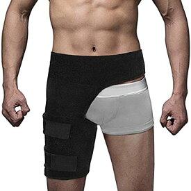 股関節ベルト 歩行改善 骨盤矯正 通気性に優れた 股関節サポーター 装着簡単 マジックテープ付 調整可能 男女兼用 左右兼用 コルセット