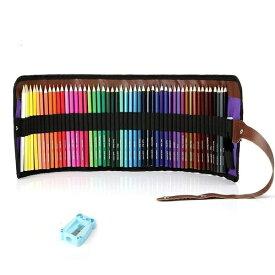 色鉛筆 50色セット 画材セット 鉛筆削り付き