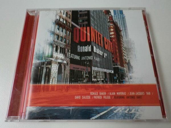 【中古】【CD】Ronald Baker 5tet/QUINTET CITY /洋楽<アルバム>」