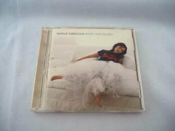 【中古】(CD) ホワイト・リリーズ・アイランド /ナタリー・インブルーリア 洋楽 <アルバム>