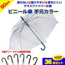 ビニール傘60cm大量購入