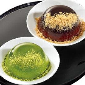 わらび餅 【送料無料】黒蜜わらびもち・抹茶わらびもち詰合せ 熊本きなこーや
