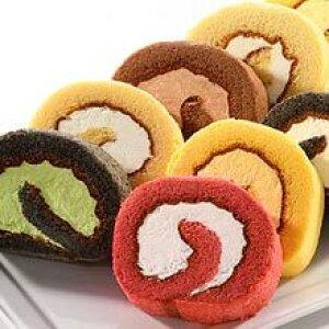送料無料 特Aの米粉を使用したスポンジ生地にこだわりの生クリームを使った究極のアイスロールケーキ