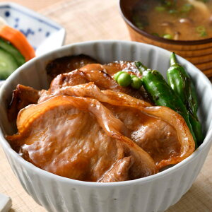 帯広「ぶたいち」豚丼の具 送料無料 豚 丼 低温熟成