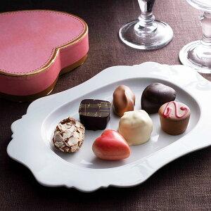 バレンタイン ハート型ベルギーチョコレート プラリネアソート(100個限定)【送料無料】 Nello チョコ 人気