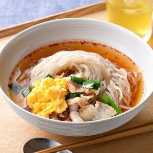 冷し辛麺 送料無料 宮崎発祥 きねうち麺 冷麺