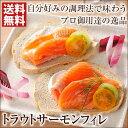 サーモン 生食可トラウトサーモンフィレ 約1kg 送料無料