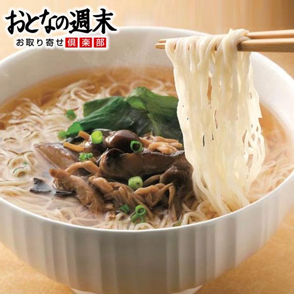 お歳暮 にゅうめん インスタント送料無料 養々麺 雲仙きのこ本舗が作った「養々麺」ようようめん