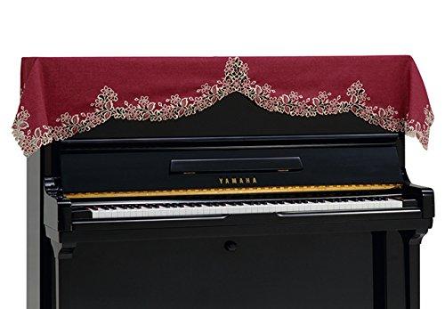 ◎吉澤製 アップライトピアノ トップカバーLC-239WR ピアノカバー
