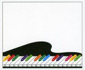 音楽雑貨 stik−it! 貼ってはがせる メモ カラフルケンバン MG0327 ステッカーファン