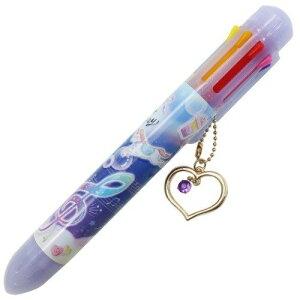 71451CONCERT MEMORY チャーム付き 8色 ボールペン  8色ボールペン ボールペン 文房具 クラックス