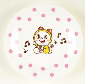 ◎ドラ プレート DO6820−02 ドラミちゃん ピアノ 発表会 記念品 ギフト 音楽雑貨 パン皿