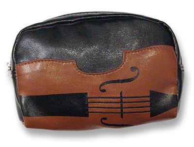 ◎バイオリン ポーチ ブラック LN8615-01