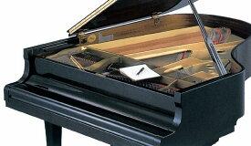【クリア】グランドピアノ フロントフレームカバー クリア 埃よけに便利です! レッスン用品 ピアノ用品 ピアノの埃や消しクズをガード!C2〜C5までgfc