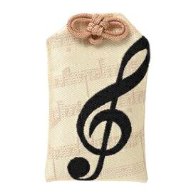 0951801 グラーヴェ おまもり(楽譜)  ピアノライン 音楽雑貨