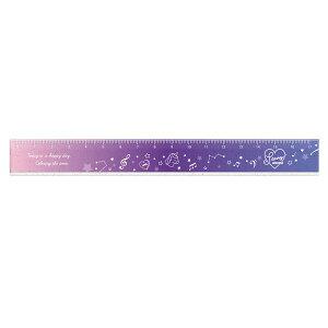 STARRY HEAVENSカミオジャパンスリム17cm定規(直定規)(29808)  カミオジャパン