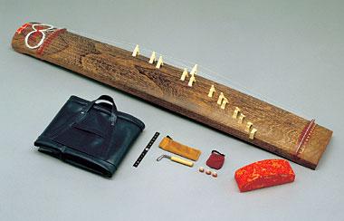 スズキ オリジナル六尺箏 とき WK−1