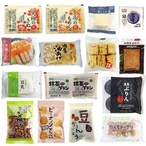 2019年10月スタートCコースおとうふ・菓子15個入 セット