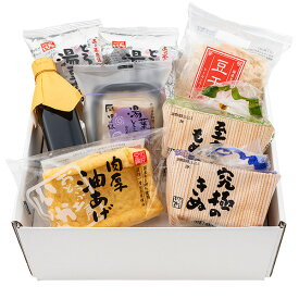 【冬ギフト】とろける湯豆腐セット