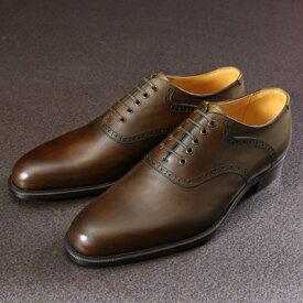 【皇室御用達 大塚製靴】M5-235 サドルオックスフォードブラック・ブラウン・ダークオリーブ[M5-235 Saddle Oxford]