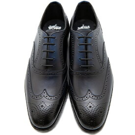 皇室御用達 大塚製靴/OTSUKA Otsuka+(オーツカ プラス)OP-1003 内羽根フルブローグ グッドイヤーウェルト式製法 ブラック・ダークブラウン紳士靴・革靴(メンズ/フォーマル/ビジネス/ドレスシューズ)