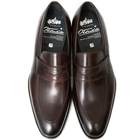 【大塚製靴公式ショップ】皇室御用達 大塚製靴/OTSUKA Otsuka+(オーツカ プラス)OP-1005NA コインローファー グッドイヤーウェルト式製法 ブラック・ダークブラウン紳士靴・革靴(メンズ/フォーマル/ビジネス/ドレスシューズ)