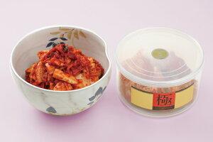 【和】極上ギフト/塩麹入り白菜キムチ どっさり800g ギフト箱 送料無料 (※一部地域を除く)