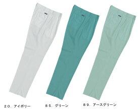 春夏用31488 薄地・スラックス 91以上作業着 作業服 ズボン パンツ