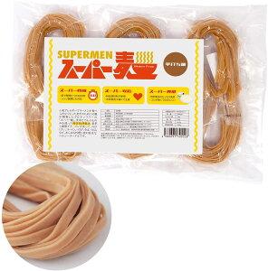 【正規店】スーパー麺 平打ち麺 12食入り グルテンフリーパスタ 米粉麺 お米 めん