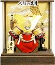 【五月人形 送料無料】久月作 「御兜」アクリルケース飾り《K51109》