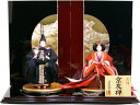 【雛人形 送料無料】雛人形 千匠作 「立雛」親王飾り《45A-307》