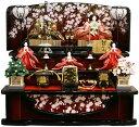 【人気商品!!】千匠作 平安十二単衣「雛ごよみ」三段飾り 雛人形送料無料!! 《37N-2》