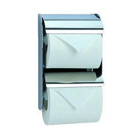 ◇浴室可◇リラインス[RELIANCE] タテ2連式トイレットペーパーホルダー[R3115-2] r31152