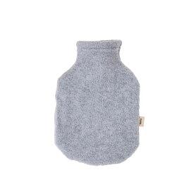 【正規輸入品】フリース替えカバー (fashy湯たんぽボトル専用) DK6505GLC 0.8L用 グレー