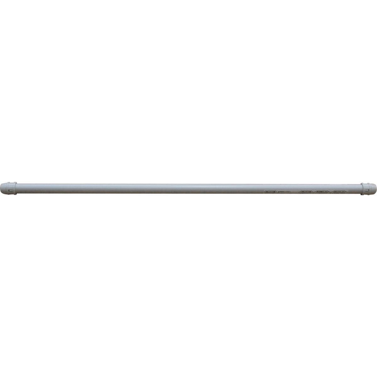 【AUX/オークス】フレクリーン 室内物干し用 伸縮竿(956mm〜1709mm)