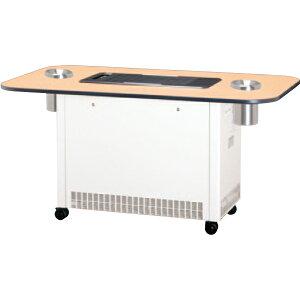 【送料無料 一部地域除く】分煙機MKS-15RTZ(テーブル型) MKS-15RTRTZ W1400×D800×H700mm[CONDOR(コンドル)] [※代引不可]
