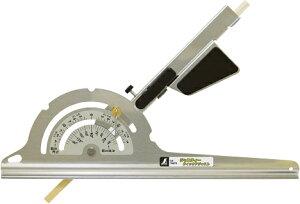 丸ノコガイド定規 ジャスティー クイックアジャスト 23cm H350×W105×D26mm 360g