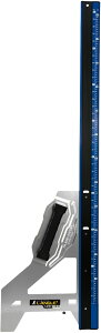 丸ノコガイド定規 エルアングル Plus 1.2m 併用目盛 73153 H1362×400×83mm 1700g