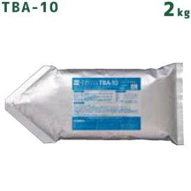 東亜コルク 浴室用コルクタイル専用接着剤(床・壁用) TBA-10 2kg 1液タイプ 標準塗布量:(床)約3平米、(壁)約1.6平米 トッパーコルク バスコ対応 一液形常温硬化型弾力性エポキシ樹脂系接着剤 副資材