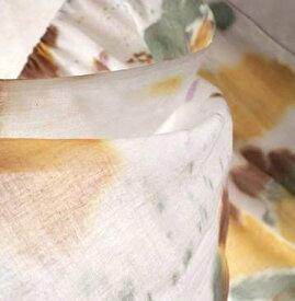 インド ぼかし染め 薄手コットンストール(ショール、スカーフ) 白地 オレンジ パープルなど レディース プレゼント アジアン インド綿 税込3,980円で送料無料! ネコポスOK +A+Y+H
