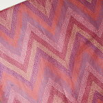 インドウエストベンガル州の手刺繍シルク大判ストール
