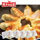[餃子の王国]【どでかドン 6個入×5パック】黒豚生餃子が約3倍になったBIGな餃子!黒豚肉100%。野菜も国産です^^