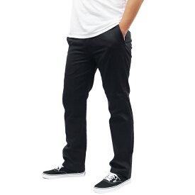 LEVI'S SKATEBOARDING リーバイス SKATE WORK PANT [BLACK-TWILL](スケートボーディング ワークパンツ チノパン スリムフィット ストレート ジップフライ SB スケートボード メンズ ) 【送料無料】