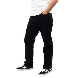 ALTAMONT オルタモント A/989 STRAIGHT DENIM PANT [BLACK](アルタモント メンズ スケートボード スケート デニムパンツ ジーンズ Gパン 生デニム ジップフライ SB ストレート ブラック 黒 ) 【送料無料】